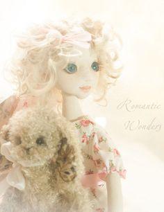 Iliana, art doll, ooak (rwdolls.com) Art Dolls, Diana, Elsa, Doll Clothes, Disney Characters, Fictional Characters, Olympus, Textiles, Romantic