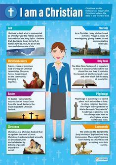 I am a Christian – Religious Studies Poster