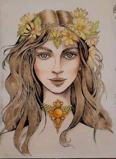 Grazia Salvo flowers and gems