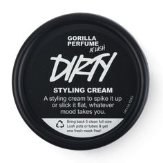 Products - -Styling - Dirty Hair Cream