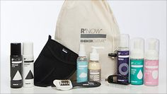 The complete kit for you sneakers care! #sneakers #rnow #kit #products