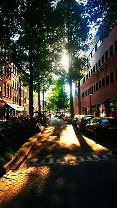 Amsterdam, De Pijp. My verry old home.