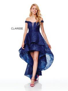 Royal Blue Pageant Dress