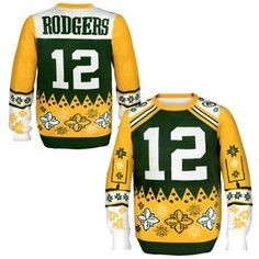 Green Bay Packers Aaron Rodgers Ugly Sweater