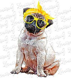 Glitter /& HOLO Options Matte Bandana NOT included Let/'s Flamingle Monogram Addition for Dog Bandana