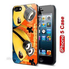 Despicable Me 2 Minion Custom iPhone 5 Case Cover