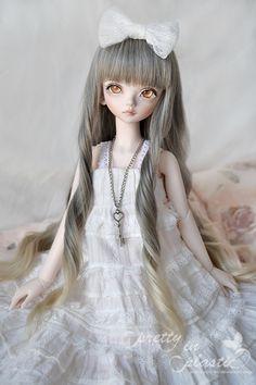little ghost girl by prettyinplastic