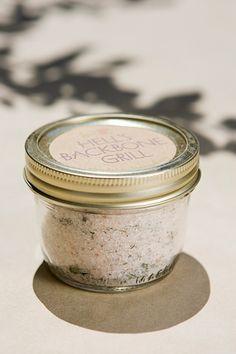 Lavender Sage Grinding Salts Hell's Backbone Grill Boulder, Utah
