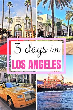 This trip of 3 days in Los Angels is part of the 10 Days West Coast Trip that I talked about in some of the previous articles. Los Angeles was our last. Los Angeles Travel Guide, Los Angeles Vacation, Usa Travel Guide, Travel Usa, Travel Packing, Beverly Hills, Places To Travel, Travel Destinations, San Diego