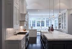 Markay Johnson Construction - kitchens - white cabinets, white cabinetry, white kitchen cabinets, white kitchen cabinetry, traditional white...