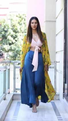Image may contain: 1 person, standing Bollywood News, Bollywood Actress, Fashion Pants, Fashion Outfits, Tamil Actress Photos, Celebs, Celebrities, Looking Stunning, Indian Beauty