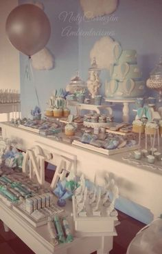 Amazing Hot air ballon Birthday Party Ideas   Photo 1 of 19