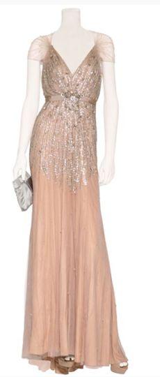 Vintage dress full length