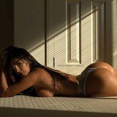 Pure Sexiness from @rosannaarkle!  #model #Mustfollow #Sexy #booty #SideBoob #hotchicks #gorgeous #beautiful #ass #babes
