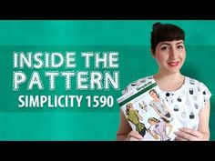 Inside the Pattern - Simplicity 1590 | #VintagePledge - YouTube