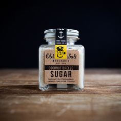 Coconut Breeze Sugar :: old salt merchants