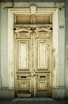 Until God opens the door- praise Him in the hallway.