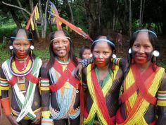 Índios do Brasil - Kayapó