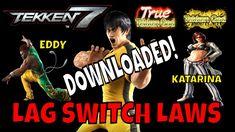 LAG SWITCH LAWS GET DOWNLOADED! (Tekken 7 Season 3)- Eddy Gordo & Katari... Eddy Gordo, Tekken 7, Season 3, Comic Books, Cover, Drawing Cartoons, Comic Book, Comics, Blankets