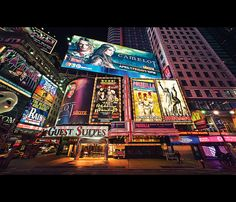 Showtime - Time Square by isayx3 #NYC #Photography