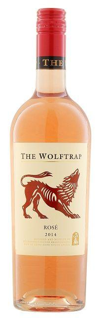 #Boekenhoutskloof Winery The #Wolftrap Rosé 2014