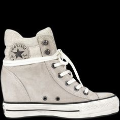 WANT! Chuck Taylor Platform Plus Collar $95.00