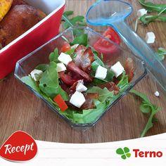 Pripravte si ľahký rukolový šalát ako prílohu, alebo aj ako hlavné jedlo. :) http://bit.ly/24ENDYy