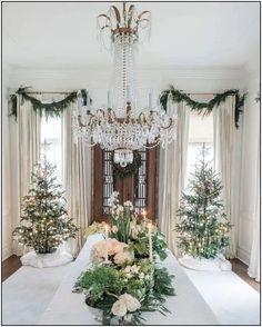 135 festive christmas staircase decor ideas page 6   Homydepot.com