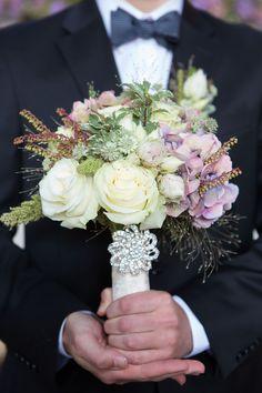 - Creative Glamour Floral Bouquet Roses: Vintage chic bouquet flowers photographerLocation: SOMA San Francisco.