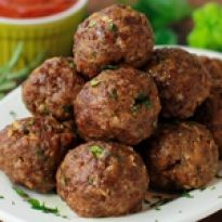 Italian Herb Baked Meatballs from theslowroastedita. Italian Herb Baked Meatballs from theslowroastedita. Italian Herb Baked Meatballs from theslowroastedita. Baked Meatball Recipe, Meatball Bake, Meatball Recipes, Meat Recipes, Cooking Recipes, Quick Recipes, Amazing Recipes, Cheese Recipes, Easy Cooking