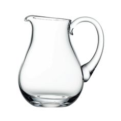 Made To Order 6.5H X 3.75T 33.25 oz Handmade Pitcher/Case of 1 Tags:  Pitcher; Handmade Pitchers; Glass Pitcher; https://www.ktsupply.com/products/32797332103/Made-To-Order-65H-X-375T-3325-oz-Handmade-PitcherCase-of-1.html