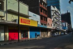 Nairobi, one of the cleanest cities in Africa