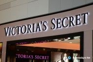 3D LED Backlit Signs With Painted Stainless Steel Letter Shell & 10mm Thickness Acrylic Back Pane For Victoria's Secret