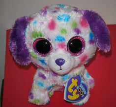 Beanie Boos by Ty were introduced in June 2009. Description from ebay.com. I searched for this on bing.com/images