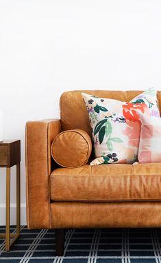 SVEN 'Charme Tan' sofa /article/