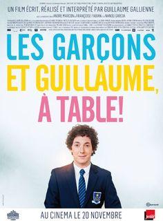 Les garçons et Guillaume, à table! (2013) <3