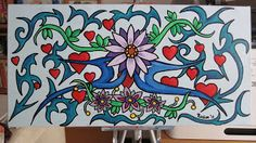 Tattoo art P.Rosin