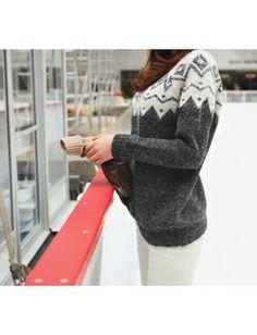 sweater cherry koko