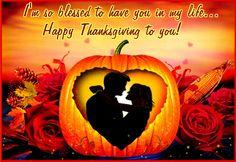 thanksgiving ecards love