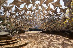The University of Tokyo, Digital Fabrication Lab, 99 Failures Pavilion