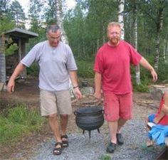 Potjie # 10 (28 liter) outdoorcooking in Sweden