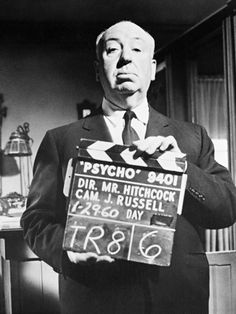 Alfred Hitchcock (Regisseur) Poster bei AllPosters.de