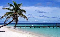 Playa Bahía Oeste — Islas de la Bahía, Honduras