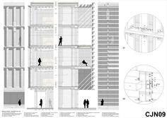 Galería de Presentan el diseño ganador del futuro complejo judicial de Necochea en Argentina - 20