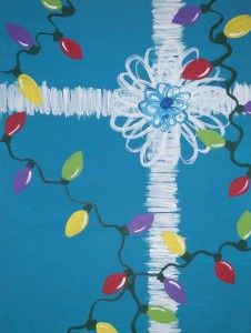 We bring the party to you and Kansas City painting parties that are fun, affordable and happen on your time, wherever you want! We provide all the supplies! - Glowing Gift painting by Apple Pie Painting www.applepiepainting.com Painting Parties, City Painting, Paint Party, Apple Pie, Kansas City, Glow, Fun, Gifts, Apple Cobbler