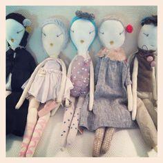 Pawleys Island Posh: Jess Brown Dolls