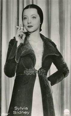 Image result for sylvia sidney
