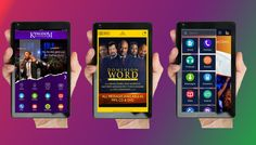 Create free mobile Church Apps Includes blogging, tithing, media, push notifications and more. As one of the leaders we offera smarter way for you to stay connected to your church. Our mobile app design templates are created by best web designers from all over the world.