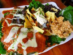 L.A. Transplant The Grain Cafe Serves Vegan Mexican Food and More
