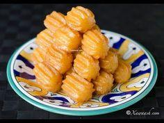 Easy Tulumba (Bilxishaan) (طرمبة (بلح الشام From xawaash.com SomaliDessert